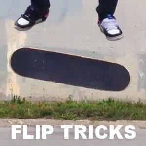 The Skateboard Trick List