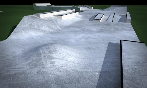 Sault Ste Marie Skatepark design