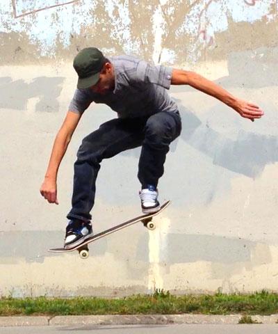 Hardest Skateboard Tricks - Top Ten List - TheTopTens®